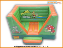 4x4m phthalate free polyester inflatable mini jumper