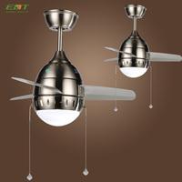 26 inch White Light Ceiling Lighting Fan