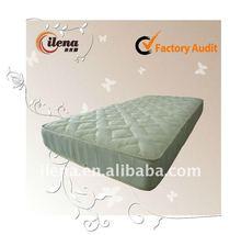High-quality 3-zone roll up spring mattress(JM034)