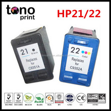 Brand new printer cartridge C9351A for HP 21 22 ink cartridge