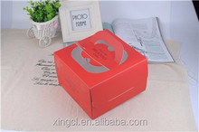 cake pop box with handle stock available for export
