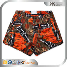 modern professional mid waist men shorts