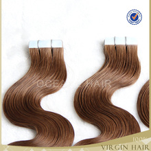 2.5g/s 40pcs new products italian keratin hair extensions hot sale tape hair extensions