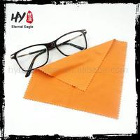 custom microfiber eyewear lens cleaning cloth, anti fog wipe for glasses