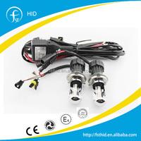 Resistance to high pressure H4 H/L h4-3 car hid light 12v