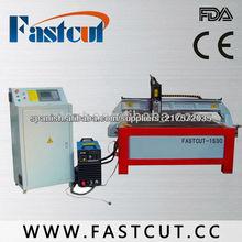 Máquina de corte ampliamente utilizado de alto rendimiento CNC plasma