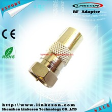 hot sale RCA male to F male rf connector