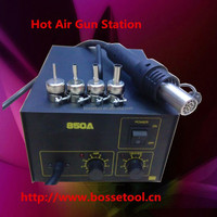 Cheap India SMD Soldering Station 850A Lead-free Hot Air Gun Station Machine