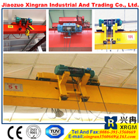 single girder crane 3 ton overhead traveling crane grove 20 ton crane