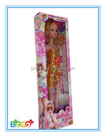 2015 New Product Plastic Lovely Princess Fashion Barbie Doll for Girls No. X22