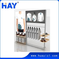 manufacture LED shop display for clothing and shoes