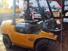 TOYOTA 5ton forklift,used toyota forklift 5ton FD50,made in Japan,cheap sale !