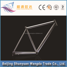 2015 good price for sale China supplier fixed gear frame titanium bike frame