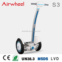 Airwheel S3 electric car for disable with CE,RoHS,MSDS certificate SONY battery in changzhou