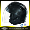 DOT Motorcycle Street Sport Bike Open Face Adult Helmet Carbon Fiber