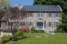 Bestsun 6000w pure sine wave split solar energy water heater