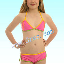 Nueva chica sexy bikinis para los niños