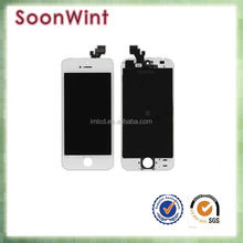 mobile phone accessories for iphone5 lcd accept paypal