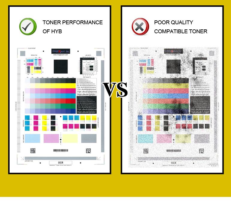Color MPC2800 toner cartridge for compatible RICOH MP C2800/3300 copier powder kit