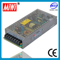 145W 5V 25A S-145-5 single output switching mode power supply 110v input 5v output power supply constant voltage