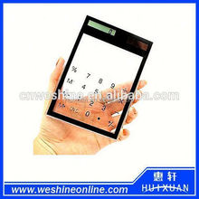 Good design transparent calculator
