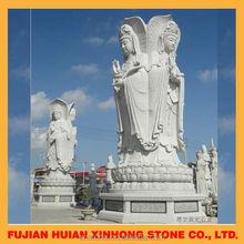 Sorrindo pedra esculpida buda estátuas
