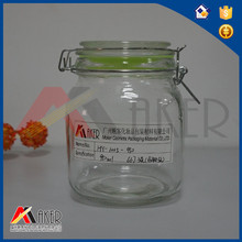 750ml food packaging large glass jars