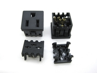 New style factory american power nema locking plug or socket