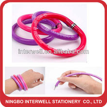 Bracelet shape ball Pen,Bracelet pen,flexible bracelet pen