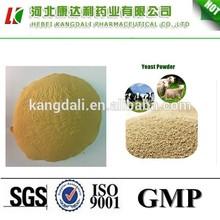 55% fermento em pó feed para avesdecapoeira proteína, kangdali facotry