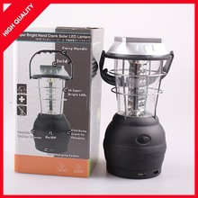 Solar Power Portable Camping Solar LED Lantern Outdoor Product