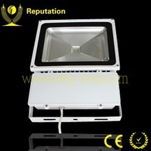 100w high power RGB colorful outdoor led wall washer light