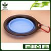 wholesale silicone dog bowl silicone animal travel bowl