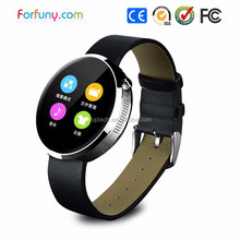 New Round touch screen smart watch sync phone watch