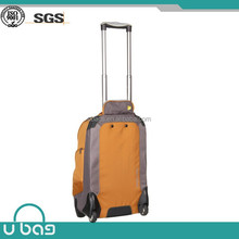 china wholesale Sports polo duffle bag trolley