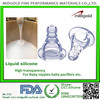 High transparent LSR liquid Silicone Rubber for baby nipples