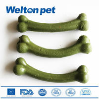 2015 new launch natural dental care chicken & mint flavor dog food