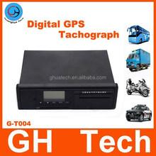 GH G-T004 GPS Vehicle tracker Digital Tachograph Fleet Management Intergrated GPS Tracker Built-in Printer GPS Tracker