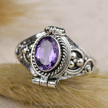 2015 fashion classical 925 sterling silver diamond ring