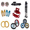 custom part of bicycle /mountain bike spare part/new car accessories products