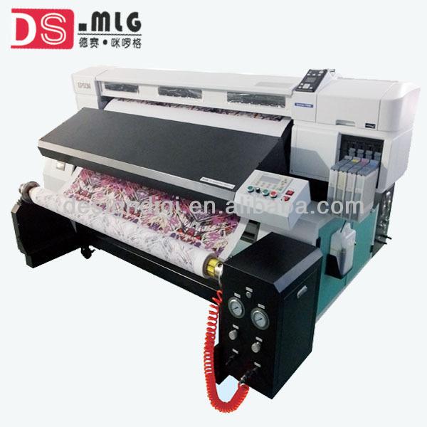 printing machine for fabric