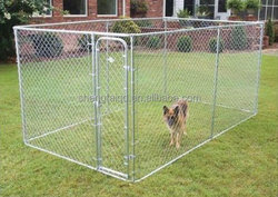 high quality wholesale stainless steel dog kennel