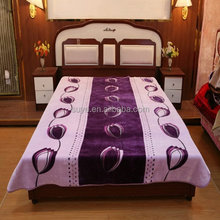 High class manufaactory bright smooth wholesale blanket made in china--promotion activity