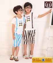 (AG158)11-14y Latest design pattern anti-bacterial odile cotton shirts boys dress designing