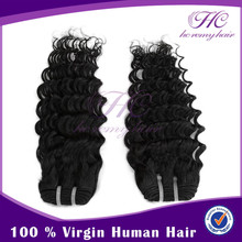 New star High quality cheap Russian human virgin hair European Jerry curly deep wave