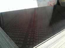 10mm film faced plywood, poplar core black film faced plywood