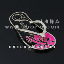 Hight quality magnets fridge magnet Hot Selling Souvenir Shoe Shaped Tourist Souvenir Fridge Magnet