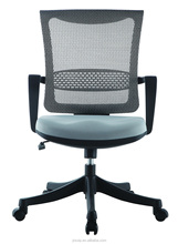 Padded Task Chair, Plastic, Navy- Xian Wellwork