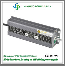 waterproof ip67 led driver 100w 12v power supply for fusion and proglide