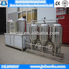 50L Home brewing equipment , Whole Yellow Beer Brewing equipment and Beverage machine